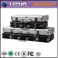 China China supplier aluminum case poker chip set tool case on sale