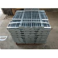 Customized Size Steel Stair Treads Grating Explosion Proof For Industry Floor