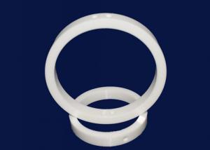 China Wholesale Zirconia Ceramic Ring / Alumina Oxide Al2O3 Insulator Ring Corrosion Resistant on sale