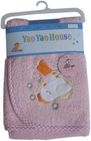 China Baby Blanket (CJ5246-B1) on sale