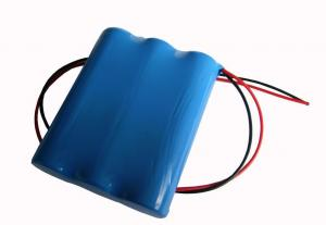 China High Quality Li-ion 18650 3.7V 10.2Ah battery pack with PCB and Flying Leads for GPS on sale