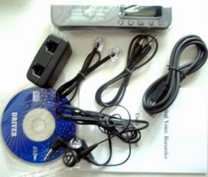 China DV958 Professional?No CD Driver Voice Capturi Digital Hand Held Voice Recorder with LP ACT on sale