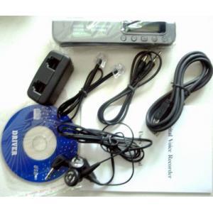 China Professionnel DV958aucun enregistreur vocal tenu dans la main CD de Capturi Digital de voix de conducteur avec l'ACTE de LP on sale