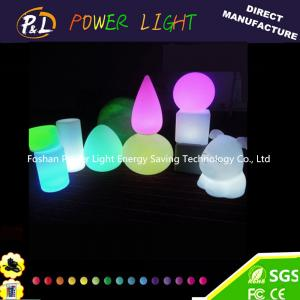 China Color Changing LED Easter Day Ghost Night Lamp on sale