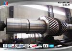 4000Tは死にます鋼鉄熱処理開きます造る頑丈なギヤ シャフトの軸線