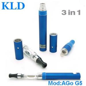 China Ago g5 portable vape pen dry herb vaporizer pen Green health e cigarette on sale