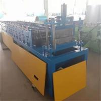 3kw Drywall Light Steel Keel Roll Forming Machine For Exterior Walls / Ceilings