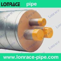 China HDPE pipe jacked insulated pipe on sale