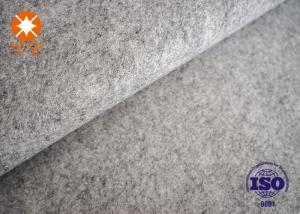 China 100 Percent Polyester Fabric Aramid Felt For Sofa / Cushion / Garment / Home Textile on sale