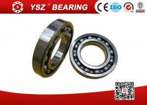 China Single / Double Row Deep Groove Ball Bearings 6001 6002 6003 SKF / FAG on sale