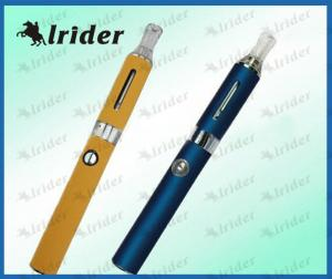 China Healthy Evod Electronic Cigarette Pen , Evod Atomizer MT3 Yellow Starter Kit on sale