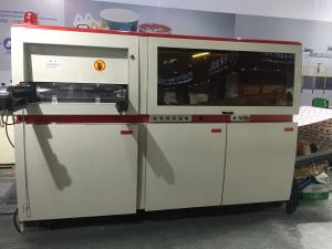 Quality High Speed Roll Paper Cutter Machine , Industrial Die Cutter For Paper Products for sale