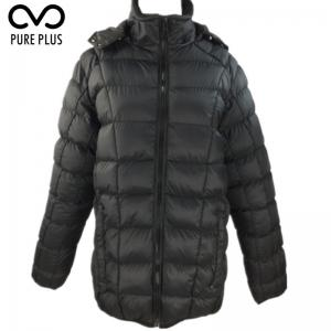 China Washable Mens Light Padded Jacket , Soft Padded Winter Coat Skin Cared on sale
