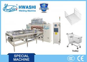 China Wire Mesh Multi-Point Spot Welding Machine ,  Automatic Steel Wire Mesh Welding Machine on sale