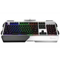 Easy Operation RGB Mechanical Keyboard 104 Keys For Laptop / Desktop KG909