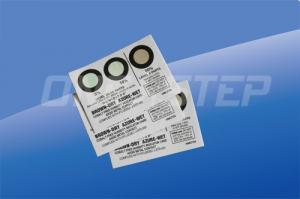 China cobalt free humidity indicator card HMCF 34 on sale