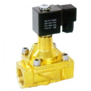 China 2W025-08 series brass water solenoid valve on sale