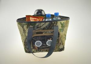 China Outdoor Speaker Cooler Bag FM Radio Support TF Card Play BW-101 on sale