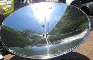 China Auto Tractor Solar Cooker supplier