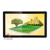All In One Built In Desktop Pc Touch Screen Monitor For Business LCD Interactive Display
