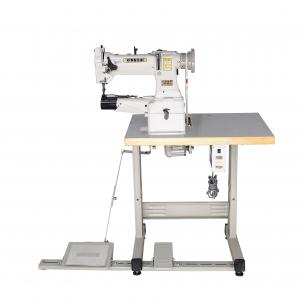 China Auto Computerized Industrial Sewing MachinesNeedle Feed With Working Table on sale
