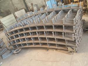 China Hot Rolled Halfen Cast in Channel Made of Q235 Steel on sale