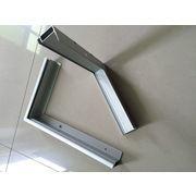 China Sliver or black  etc; Solar Border, Aluminium Solar Panel Frame on sale