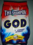 A fórmula do agregado familiar veste o pó de lavagem 275g, pó detergente da lavanderia da lavagem