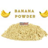 China Characteristic Organic Banana Powder / Extract Freeze Dried Banana Powder on sale
