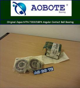 China Single Row 7303CDBP4 Angular Contact Ball Bearing , NTN Ball Bearings on sale