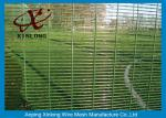 Anti Climbing Welded Wire Security Fencing Powder Coated Fence with High Quality