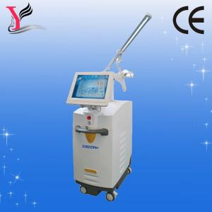 China Co2 fractional Laser wrinkles/scars treatment & skin tightening machine on sale