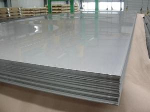 China Hot Rolled 904L Stainless Steel Plate 4MM - 80.0MM Ss Sheet Metal Erosion Resistant on sale