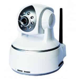 China G.711 Indoor Pan and Tilt IP Camera Two Way Audio PnP Alarm Detection IP camera on sale