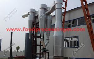 China air steam drying machine with best price|starch dryer manufacturer on sale