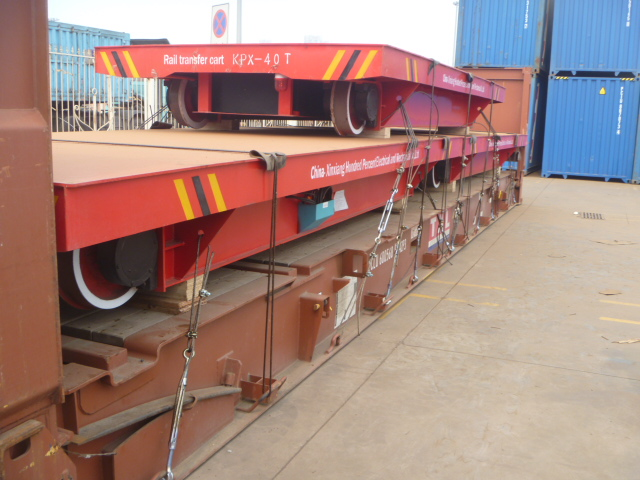 driving system self-propelled trailers