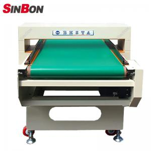China BESTA Needle & Ferrous Metal Detector conveyor needle inspection machine on sale