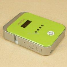 China Iphone sans fil rechargeable 4 mains d'émetteurs de FM libèrent le stéréo de voiture de haut-parleur avec 1300MAH on sale