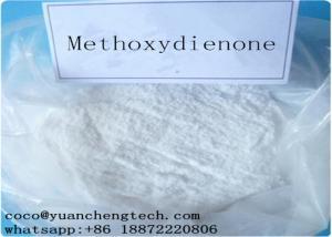 China Pharmaceutical Raw Materials Methoxygonadiene / Max-LMG for Decreasing Estrogen-like Effects on sale