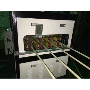 China Ligne d'extrusion de tuyau de PVC de rendement élevé, équipement en plastique multi d'extrusion de Strandes on sale