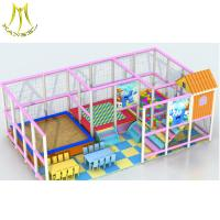Hansel popular kids amusement equipment indoor playhouse toys for sale