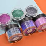 own brand with private label salon nails product dip powder nail kit nail powder glitter
