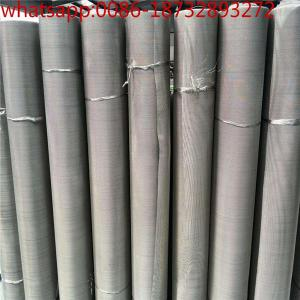 China Nickel Wire Mesh,99.9% Nickel Wire Cloth/nickel wire mesh /Monel wire mesh for cell/No magnetic nickel wire mesh screens on sale