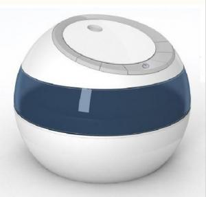 China 200mL USB Auto and Home DC 5V water 1.7Mhz frequency Ultrasonic Mist Humidifier on sale