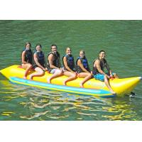 Flying Fish Inflatable Water Games , Inflatable Flying Banana OEM Service