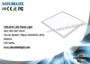 China Cree  Cob  300 x 300 Led Panel  3600LM 80Ra  Natural White Energy Saving on sale