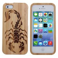 Laser engraving phone case For Iphone Case 6 Wood Bamboo, bamboo phone case for iphone 6