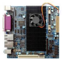 I425M1023A Intel Atom D525 Mini ITX motherboards, 10COM(R232),2Giga LAN,embedded mothrboard