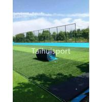 Water Drainage Shock Pad For Artificial Turf , Lawn Underlay For Fake Grass