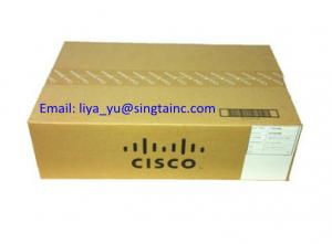 China Cisco networking switches WS-C3750X-48PF-E Catalyst 3750X 48 Port Full PoE IP Services on sale